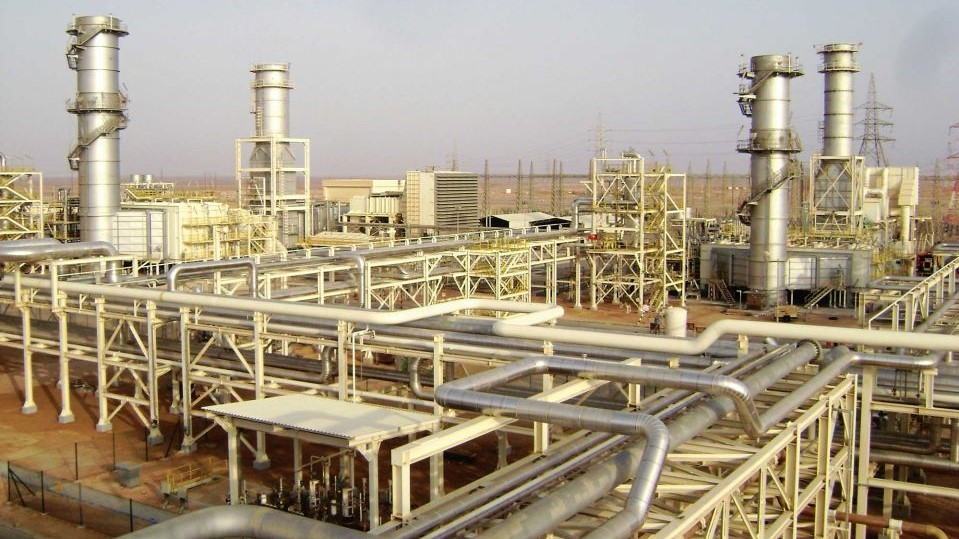 Oil Production Facilities